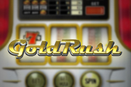 Gold Rush fra NetEnt