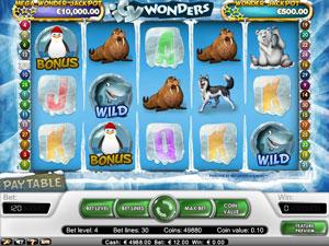 Icy Wonders Jackpot